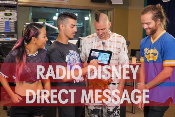 Radio Disney Direct Message