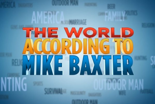 World According to Mike Baxter